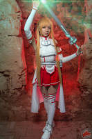 Asuna: The Lambent Light by MaySakaali