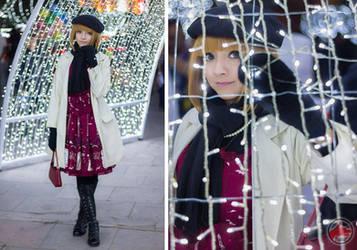 Christmas City Lights by MaySakaali