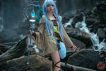 Eria The Water Charmer - Cosplay