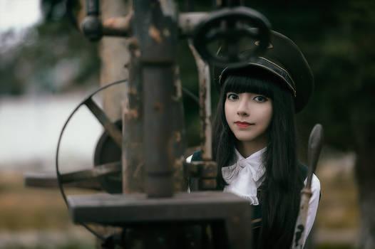 Antique Machinery - Military Lolita