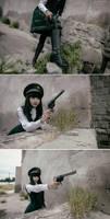 I won't let you go - Military Lolita
