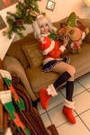 Christmas Kashima / KanColle Cosplay