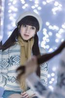 Winter Lights by MaySakaali