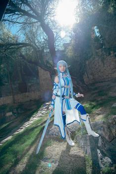 Asuna Undine / Alfheim Online by MaySakaali