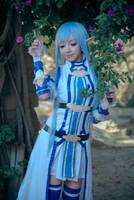 Asuna Undine / Alfheim Online Cosplay by MaySakaali