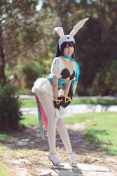 Spring Lucina / Fire Emblem Heroes by MaySakaali