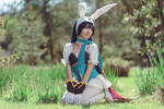 Spring Lucina / Fire Emblem Heroes Cosplay