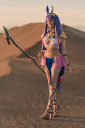 Nitocris / Fate Grand Order Cosplay by MaySakaali