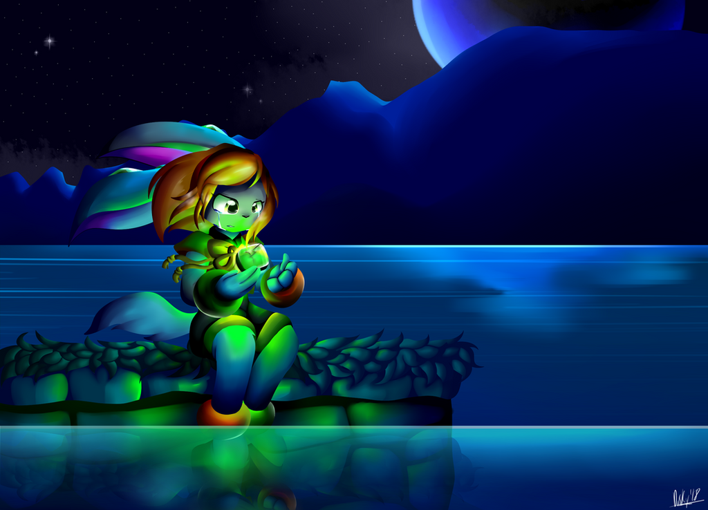 Milla by the Creek by HavocDusk