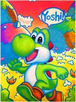 Yoshi! by Cocoru