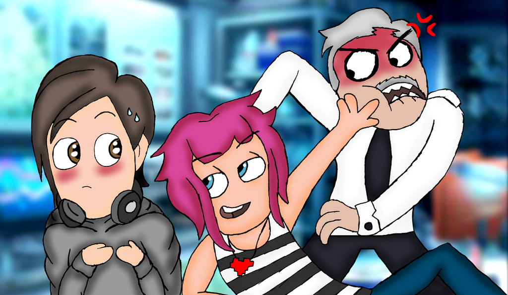 Criminal Case How To Train Your Grandfather By Mlkeychan On Deviantart