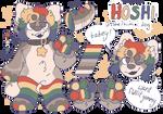 Hoshi ref commission