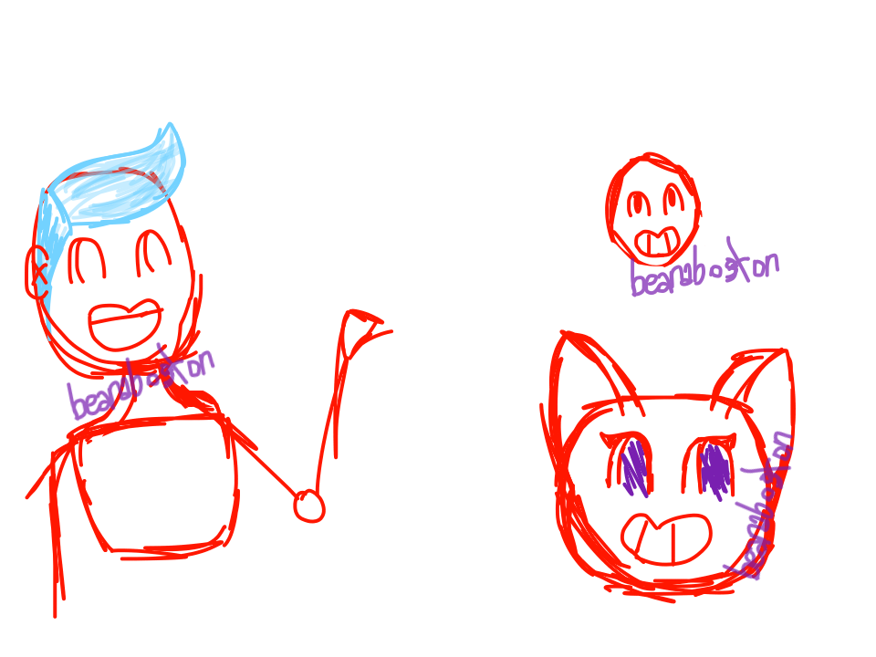 Sketch Dump by beanaboston