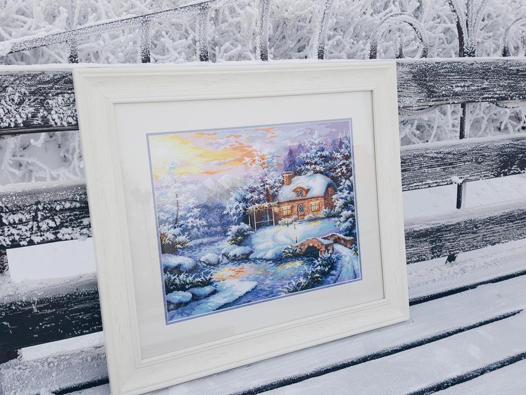 Winter fairy tale by karfagenika