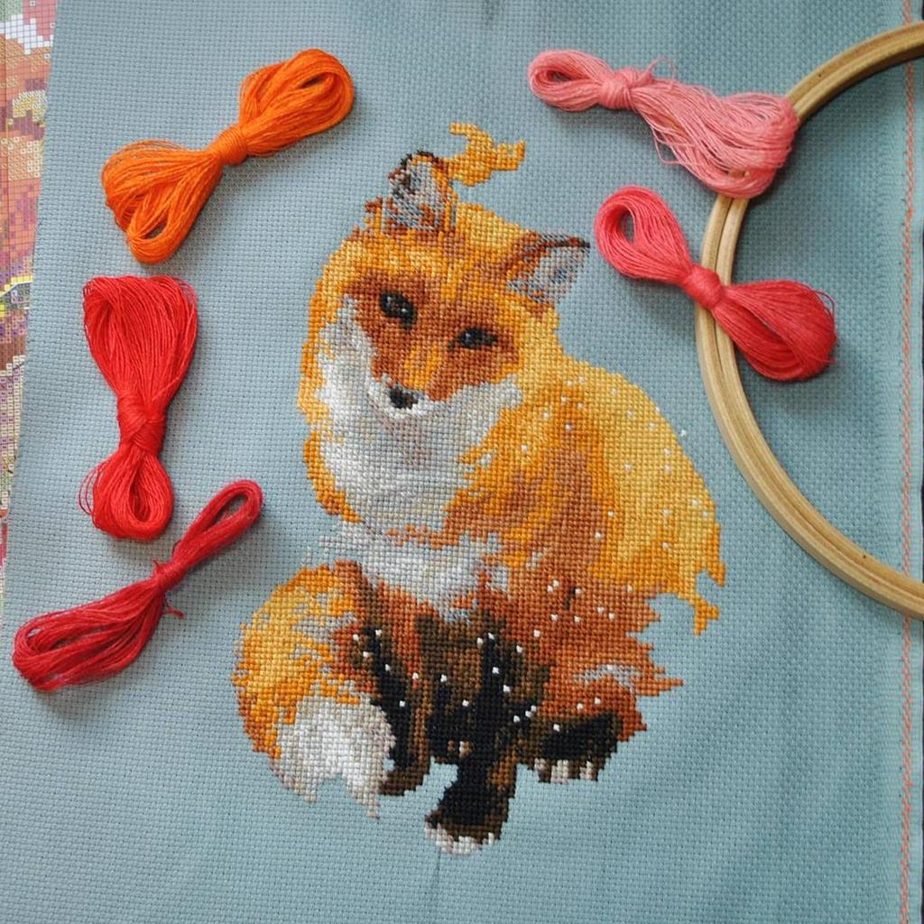 Fox in the process by karfagenika