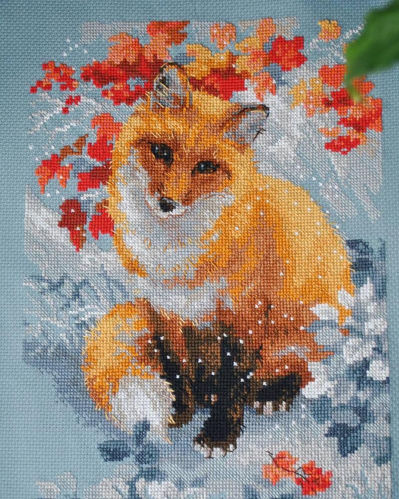 Lovely fox by karfagenika