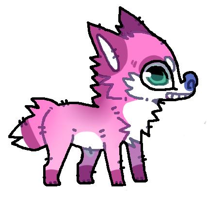 Fox adopt! by Lodidah