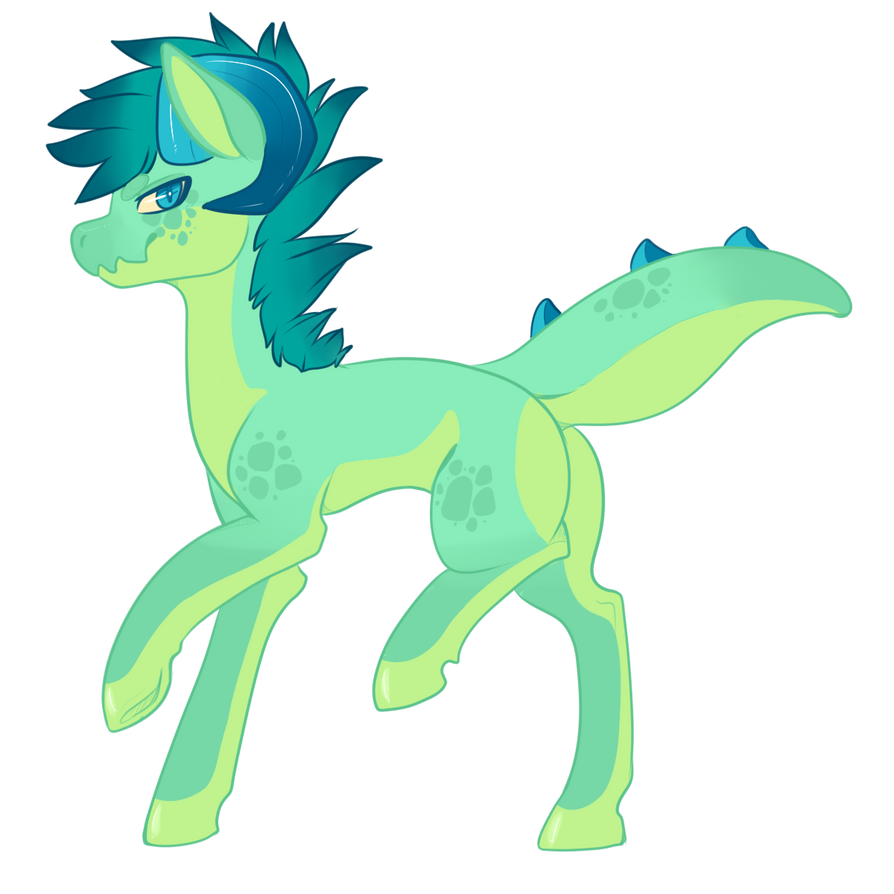 DRAGON PONY AUCTION! by Lodidah