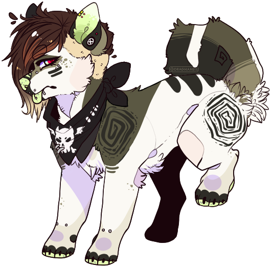 Trading Draghanell Character! (CLOSED) by Lodidah