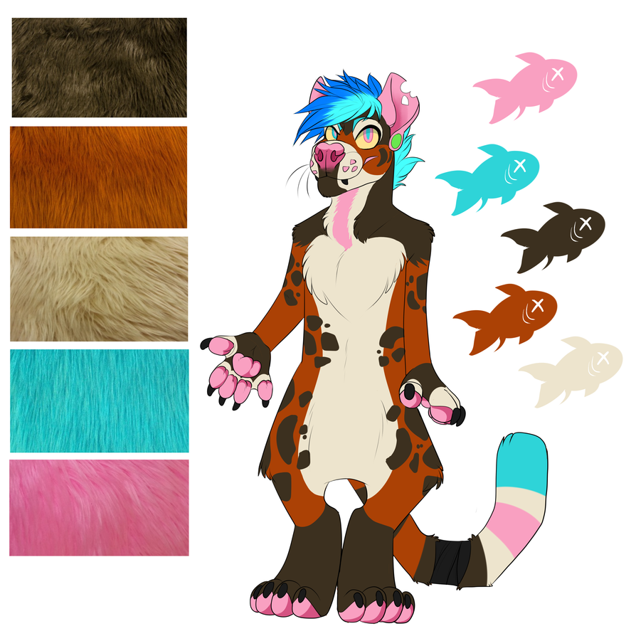 Fossa premade suit! (Possible) by IMonsterDrool