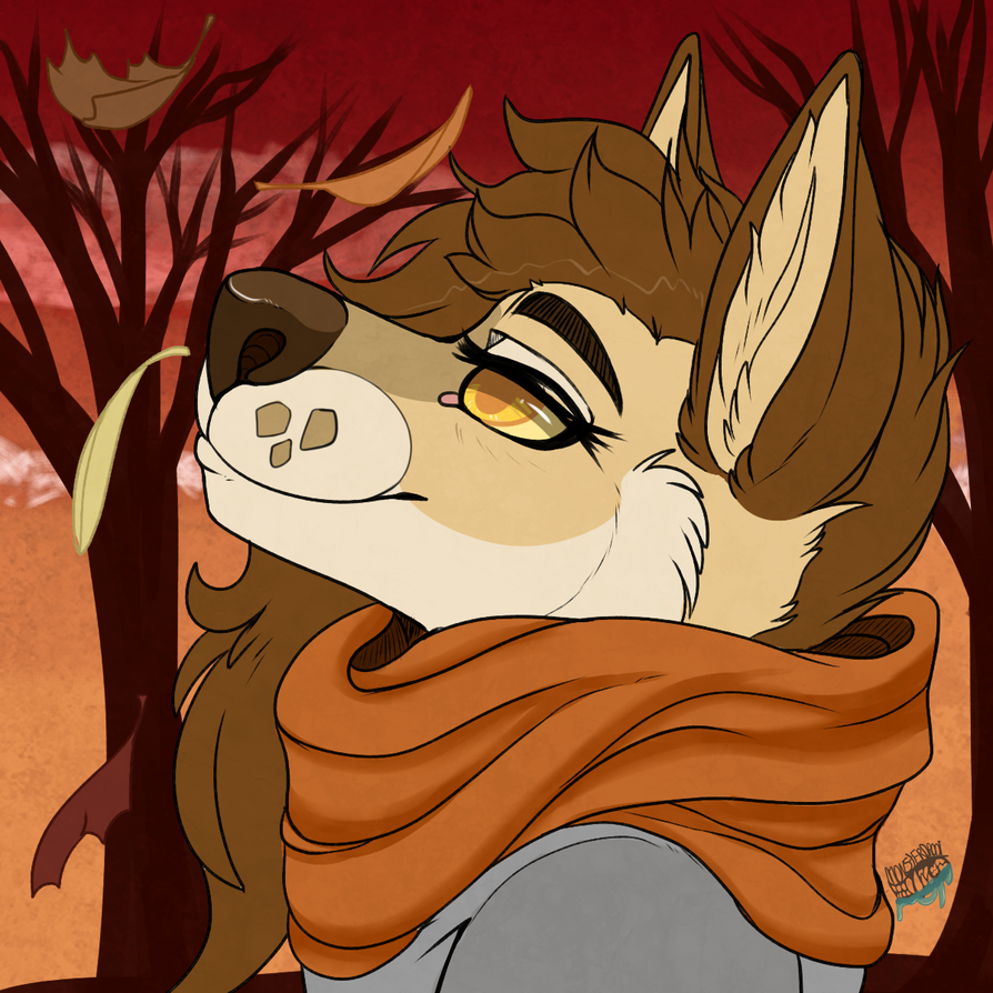 Uncharacteristically whistful by IMonsterDrool