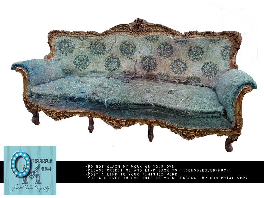 French Sofa By Obsessed Much
