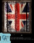 Union Jack Wood Art