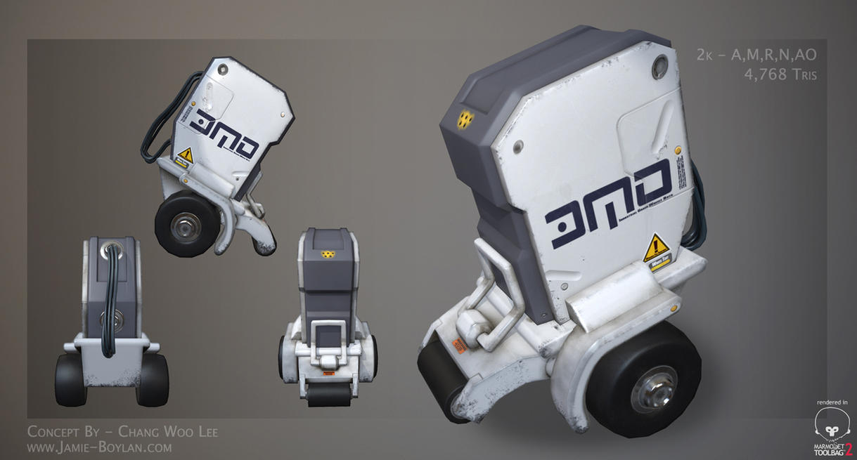 Cart Bot by sacking-jimmy