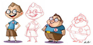 the fat and the nerd