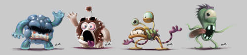Concepto germenes by ReevolveR