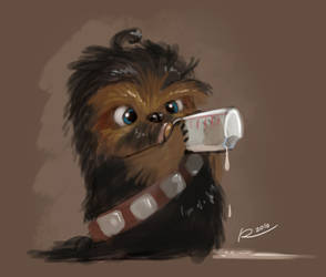 20 mins baby chewbaca for CS by ReevolveR