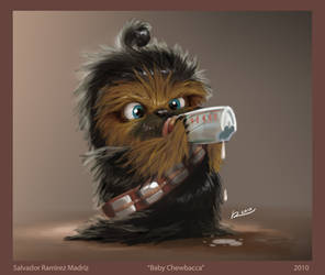 1hr Baby Chewbacca for CS