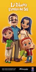 La nueva familia del sol by ReevolveR