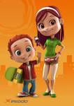 Mateo y Marisol