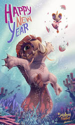 Happy new year by ReevolveR