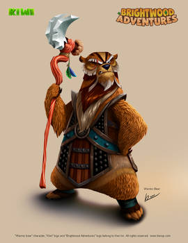 Warrior Bear