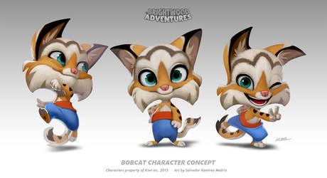 Bobcat Character