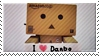 Danbo Stamp 3 by ShareTheMoment