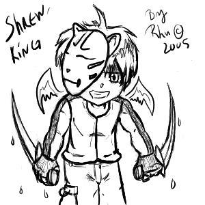 Shrew King by rhuddlan