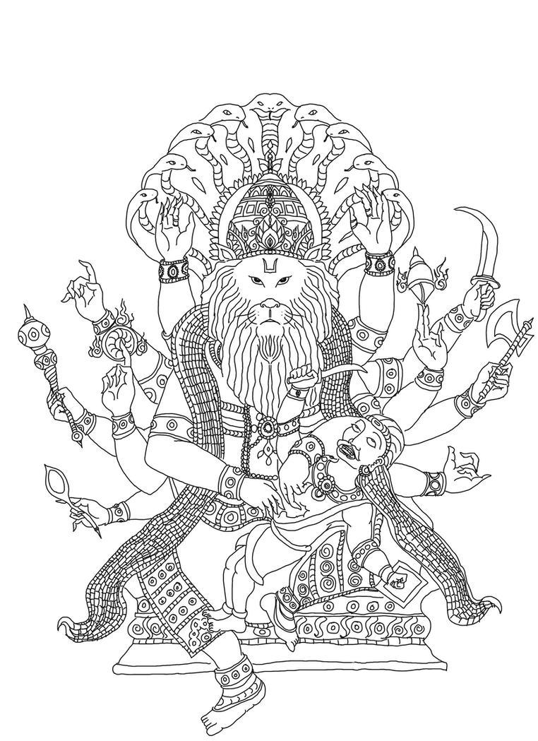 Jhansi rani lakshmi bai sketch coloring page for Lakshmi coloring pages