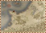 Chronicles Of Iragos: Region Map