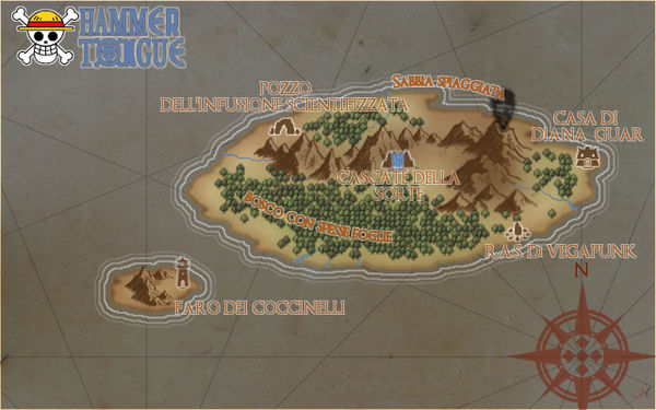 Isola: Hammer Tongue - One Piece