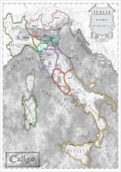 Caligo - Italia [Versione Color] by AlessandroFavarotto