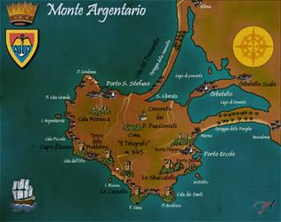 Monte Argentario by AlessandroFavarotto