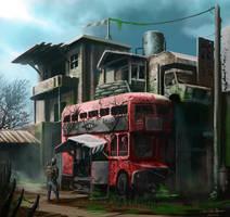 Apocalipse City Entrance Jean Velazquez