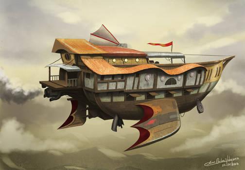 Garuda ship
