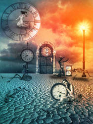 The Consequence of Frittered Time by transitionalzen