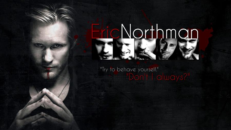 Eric Northman by LorienLaure