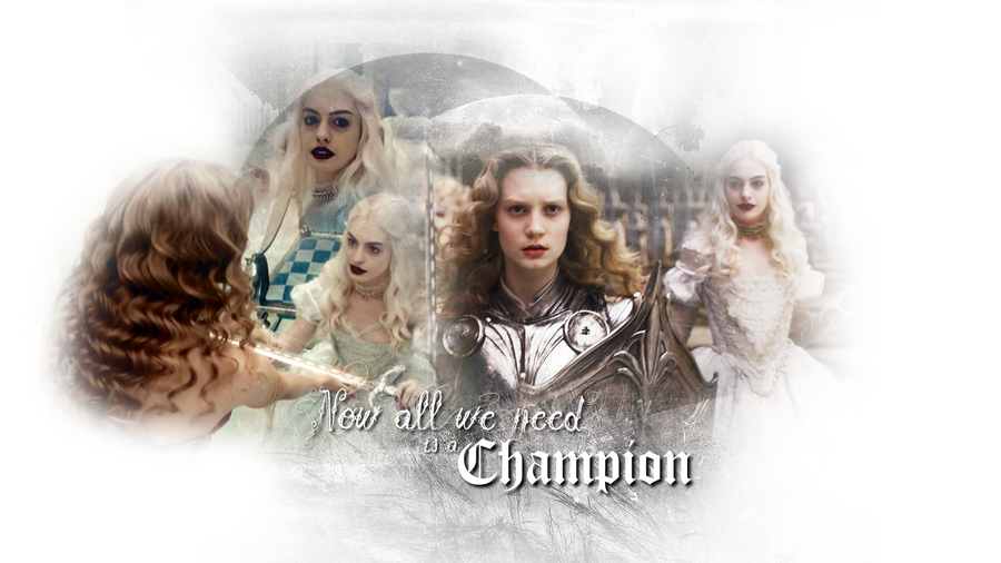 Her Champion by LorienLaure