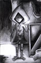.:Little Nightmares (Practice):. by E-Specter